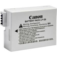 Canon LP-E8 akkumulátor 1400mAh canon videókamera akkumulátor