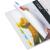3L Index-csík vegyes színekben 10x150