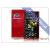 Sony Sony Ericsson Satio U1 szilikon hátlap - piros - LUX