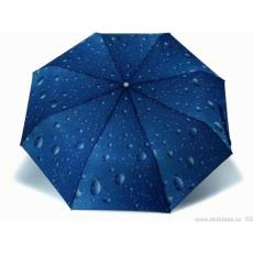 Női esernyő esőcseppek