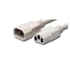 Kolink Monitor tápkábel 3m kábel és adapter