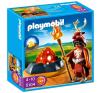 Playmobil A tűz őre és tűzszikla 5104 playmobil
