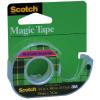 3M/SCOTCH 19mm x 7,5m Magic Tape ragasztószalag utántölthet ő adagolón, bliszt