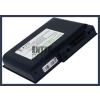 utángyártott FMV-B8200 LifeBook B6000D B6110 B6110D series FMVNBP132 6600mAh 6 cella notebook/laptop akku/akkumulátor utángyártott