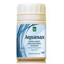 Max-Immun Aquanax kapszula 60db gyógyhatású készítmény