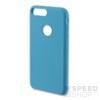 4smarts Cupertino Apple iPhone X szilikon hátlap tok, kék