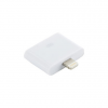 4world Adapter iPhone 30pin > Lightning iPhone 5/iPad 4/iPad mini fehér