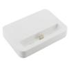 4world dokkoló - iPhone 5 (Lightning) - Fehér (08931)