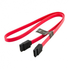 4world HDD Cable | SATA 3 | 60cm | latching | red kábel és adapter