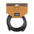 4world HDMI - HDMI High Speed with Ethernet (v1.4), 3D, HQ 15m fekete kábel