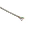 4world UTP Telepítő kábel  4x2  kat 5e  100m vezeték  CU - tiszta réz  szürke