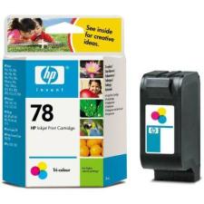 HP 6578D (78) Color tintapatron nyomtatópatron & toner