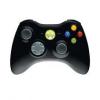 Microsoft Vezeték Nélküli Gamepad Xbox 360/PC Black