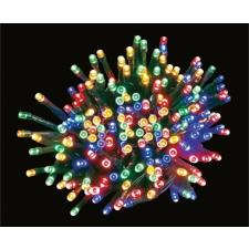 500 LED-es színes fényfüzér karácsonyfa izzósor
