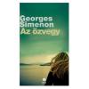Georges Simenon Az özvegy
