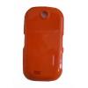 Samsung S3650 Corby akkufedél narancssárga