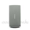 Nokia 6700 Classic akkufedél krómezüst (swap)