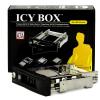 RaidSonic ICY BOX Mobile Rack IB-168SK-B, SATA, fekete