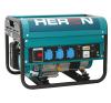 Heron Benzinmotoros áramfejlesztő, max 2300 VA, egyfázisú (EGM-25 AVR) aggregátor