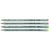 Ceruza ADEL GRAFIT EZÜST RADÍROS HB 1196-04