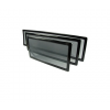 DEMCIFLEX Porszűrő 360mm radiátorhoz - fekete/feke