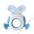 Tommee Tippee Stage 2 rágóka az elülső fogakhoz blue