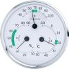 Conrad Conrad Thermo-Hygro-Comfort analóg hőmérséklet és páratartalom mérő