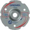Conrad Dremel 2615S600JA DSM 600 Karbid vágótárcsa, vágókorong 77mm ?