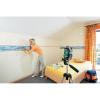 Conrad Bosch PLL 360 Set 20m -ig használható állványos Vonallézer készlet