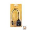 DELOCK adapter Micro HDMI (M) - HDMI (F)