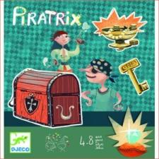 DJECO Piratrix társasjáték