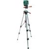 Bosch PCL 20 keresztvonalas szintezőlézer + állvány