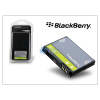 BlackBerry Blackberry 8900 Curve/9500 Storm/9520 gyári akkumulátor - Li-Ion 1400 mAh - D-X1
