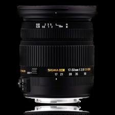Sigma 17-50mm F/2.8 EX DC HSM Pentax objektív
