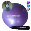 Insportline Gimnasztikai labda  Comfort Ball 75 cm