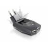 NAVILOCK Power Supply ultra flat   2 x USB