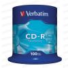 Verbatim CD-R 52x Cake (100) /43411/