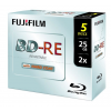 Fuji Film BD-RE 25GB 2x 5db/csg