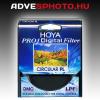 Hoya Pro1 Digital Cirkuár Polár 58mm szűrő