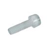 Toolcraft belső kulcsnyílású csavar M3 x 10 mm, 10 db, műanyag, DIN 912