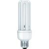 Sygonix E nergiatakarékos lámpa; Energiatakarékos fényforrás, Standard 3-U E27, 20W, E27, 20 W, Meleg Fehér, Élettartam 10 000 óra