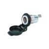 ProCar Beépíthető szivargyújtó aljzat fedéllel, ProCar