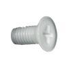 Toolcraft süllyesztett fejű, egyenes hornyú műanyag csavar, M3 x 30 mm, DIN 965, 10 db