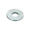 Toolcraft Lapos alátét DIN 9021 A2 M4, 100 részes