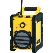 Clatronic BR 816 outdoor, fröccsenő víz ellen védett rádió hordozható rádió