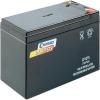 Conrad energy Karbantartásmentes ólomakkumulátor, 12 V 7 Ah 4,8 mm-es laposérintkezős dugó, ólom-vlies, (Sz x Ma x Mé) 151 x 95 x 65 mm CE12V/7Ah, Conrad Energy