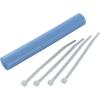 Reely Szilikon tömlő 20 mm, átlátszó kék