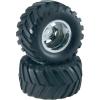 Reely 1:10 komplett monster truck kerék, Predator