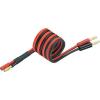 Modelcraft Töltőkábel 4,0MM dugó/hövely 4,0MM² V1