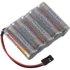 Conrad energy 6V / 1800mAh Side by Side kivitelű JR csatlakozóval ellátott vevő akkupack rc modell kiegészítő